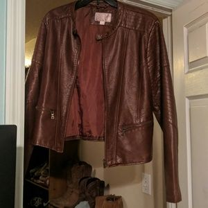 Jackets & Coats - Leather jacket